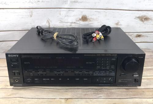 SONY Surround Sound Receiver STR-AV910 AV Control Center TES