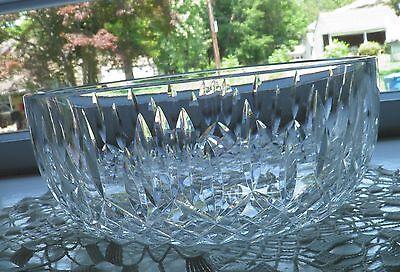 WATERFORD Crystal Large 8