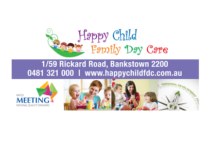 Happy Child Family Day Care