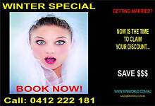 Winter Special Now on Wedding Limousines, 4 School Formals & more Sydney City Inner Sydney Preview