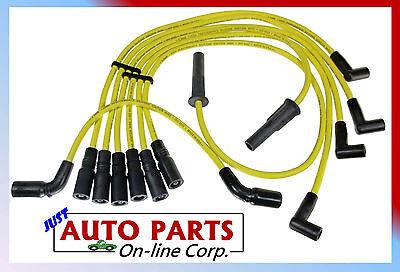 SPARK PLUG WIRE BLAZER MADE IN USA  S10 JIMMY  SAVANA EXPRESS HOMBRE V6 4.3L