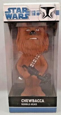 """Funko Star Wars """"Chewbacca"""" Bobble Head~2008~BRAND NEW IN BOX!"""