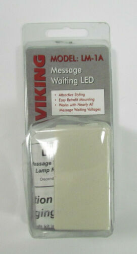 Viking Electronics VK-LM-1A Universal Message Waiting LED Light