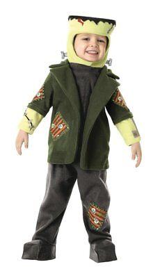 Lil Frankie Frankenstein Universal Studios Costume Toddler Halloween Size 2-4