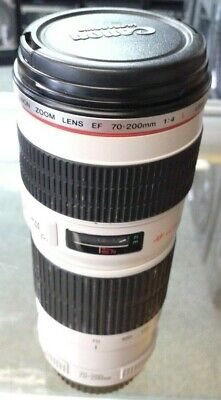 Canon Zoom Lens EF 70-200MM 1:4 L USM - Excellent Condition
