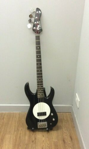 Fleabass Model 32 'The Wild One' Bass Guitar