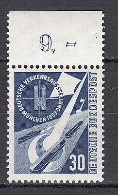 BRD 1953 Mi. Nr. 170 Postfrisch mit Oberrand TOP!!! (21525)