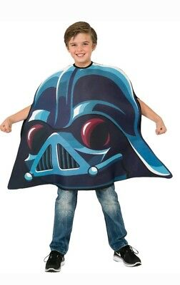 Pig Costume For Boy (Child's Angry Birds Star Wars Sith Darth Vader Pig Costume One Size)