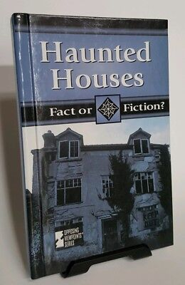 Haunted Houses Fact or Fiction Opposing Viewpoints Series Halloween 0737710683