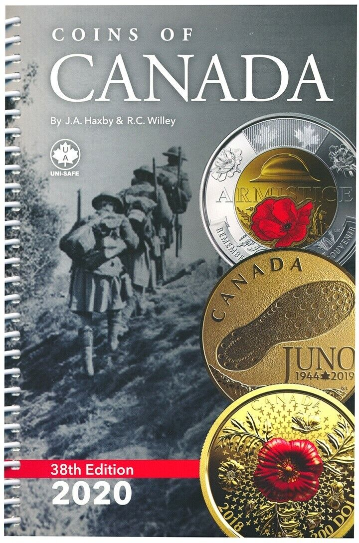 Standard Grading Guide to Canadian Decimal Coins By Charlton /& Willey