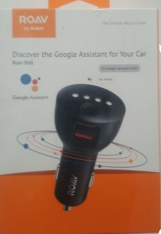 Anker R5360 Roav Bolt Car Charger With Google Assistant