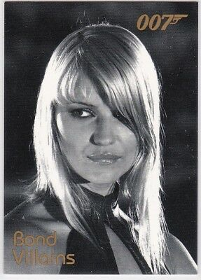JAMES BOND IN MOTION VILLAINS F47 IVANA MILICEVIC AS VALENKA CASINO ROYALE
