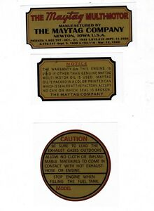 Maytag-Gas-Engine-Decal-Set-Twin-Singles-Multi-Motor