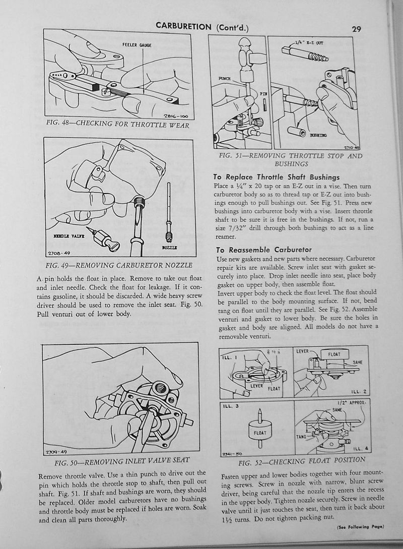 Briggs Stratton 8r4d 8r6 Engine Service Shop Overhaul Repair Manual And Diagram Parts List For 3 Of 6