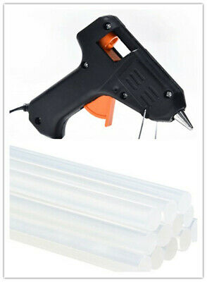 20W+5pcs Quick and Safe Heater Glue Gun DIY &  Arts Craft Repairs Tool