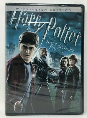 Harry Potter and the Half-Blood Prince (DVD Widescreen) NEW SEALED