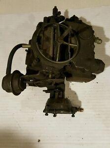 Used original GM Part 17058110 Rochester 2bbl carburetor