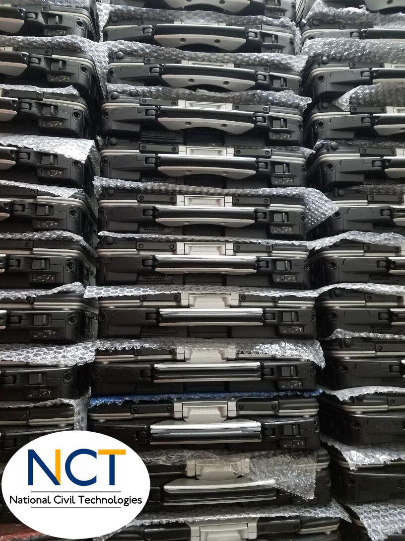 Panasonic Toughbook CF-19 [MK7] CF-195HYAXLM i5-3340 2.7Ghz-8GB-500GB 10.1 TOUCH