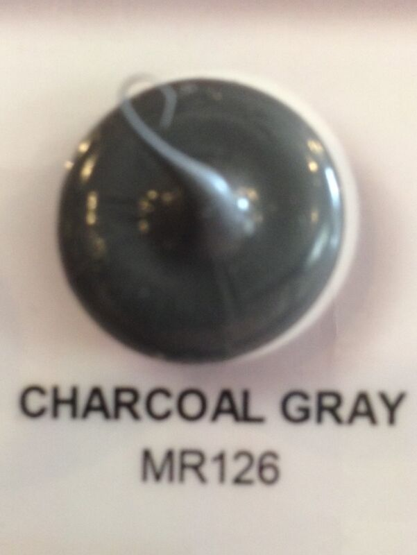 Charcoal Metal Panel End Lap Caulk (12 Tube Pack) Free Shipping