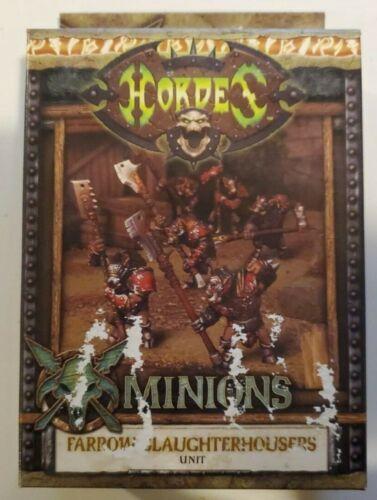 Hordes Minions - Farrow Slaughterhousers Unit - PIP 75035