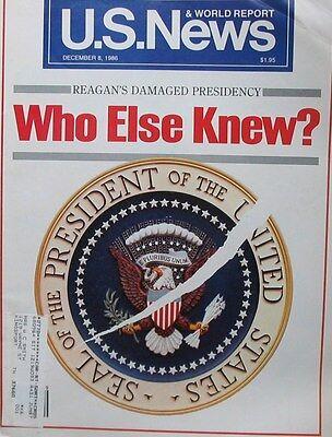 Us News   World Report Magazine December 8 1986