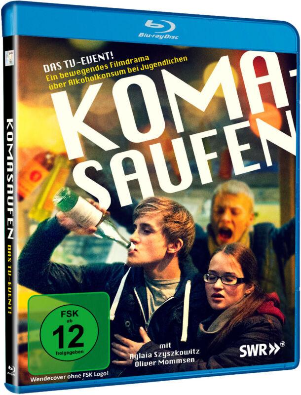 Blu-ray - Komasaufen - bewegender Film Drama Pidax Neu Ovp