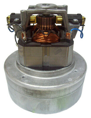 Flo Vac (Vac Motor 1100W 2 Stage Flo Thru Suits PULLMAN PV15 Backpack Vacuum Cleaner)