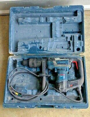 Bosch Rh540m 1-916 Sds Max Rotary Hammer Drill With Case