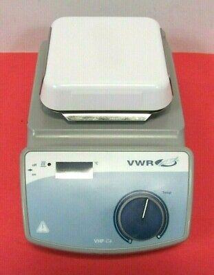Vwr Digital Ceramic Hotplate Stirrer Vhp-c4 Good Working