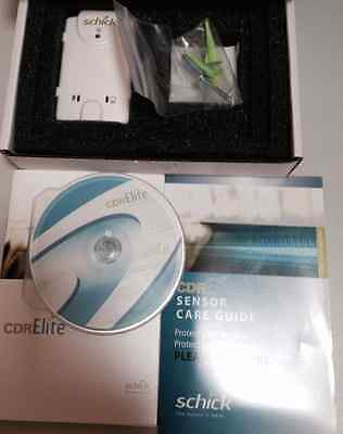 Schick Elite Remote Usb Hub Bluewhite With Cable Eaglesoft Patterson Dental