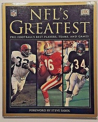 NFL's Greatest: Pro Football's Best Players, Teams, and Games