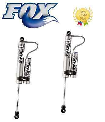 "Fox 2.0 Adjustable Reservoir Shocks Fr 0-1"" Lift Kits for 1999-2004 Ford F250 comprar usado  Enviando para Brazil"