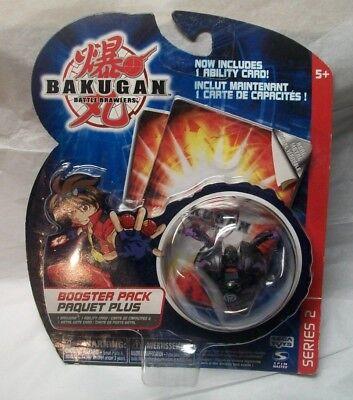 Bakugan Series 2 Warius Darkus New unopened