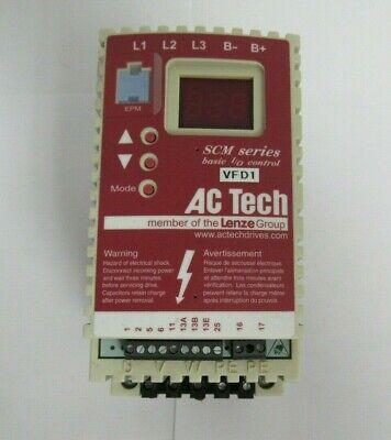 Lenze Ac Tech Scm Series Sm420 Drive