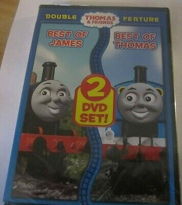 Thomas & Friends Best of James/Best of Thomas Double Features