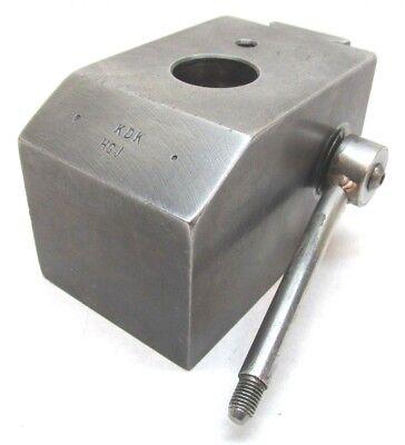 Kdk-200 Series Quick Change Lathe Tool Post - 18 To 24 Swing
