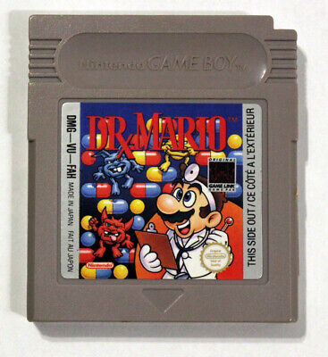 Jeu Dr Mario pour Nintendo Game Boy d'occasion  Herstal