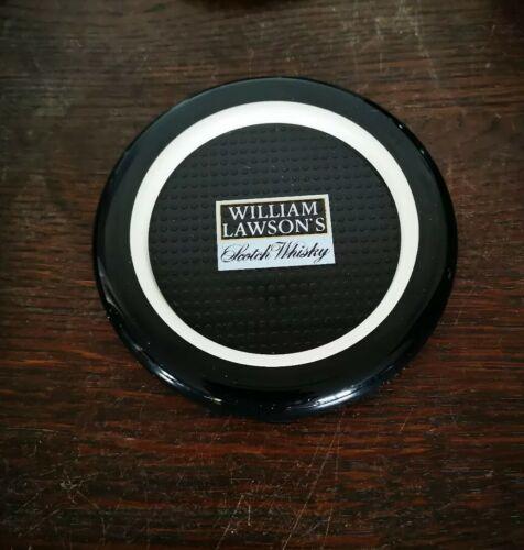 Vintage william lawson's scotch whisky ensemble de 6 dessous de verre italy