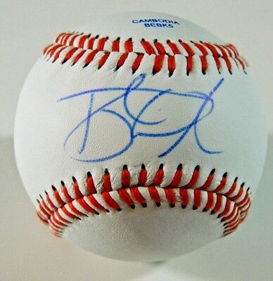 Tyler Wilson Signed Baseball Baltimore Orioles autographed