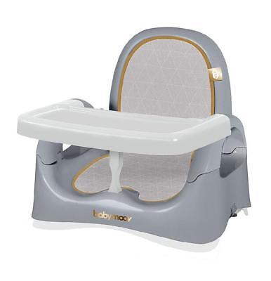 Babymoov Kompakte Sitzerhöhung (grau)