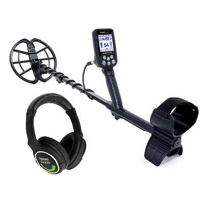 Nokta Makro Simplex+ with Headphones
