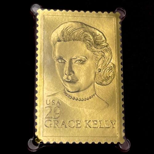 22k Grace Kelley Prince Of Monaco Czeslaw Slania 1993 Replica BE11