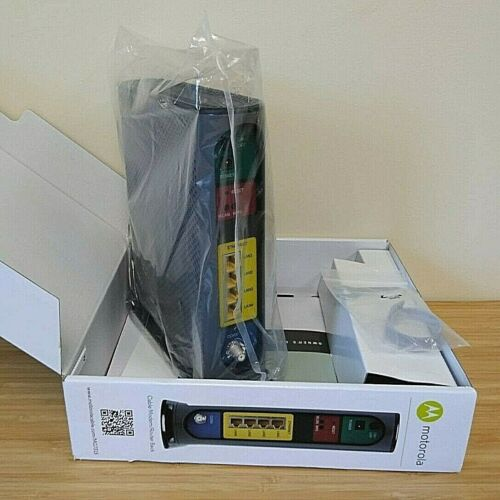Motorola MG7315 Cable Modem plus Router - Xfinity/Time Warner