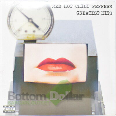 Red Hot Chili Peppers Greatest Hits (EXPLICIT LYRICS) Vinyl
