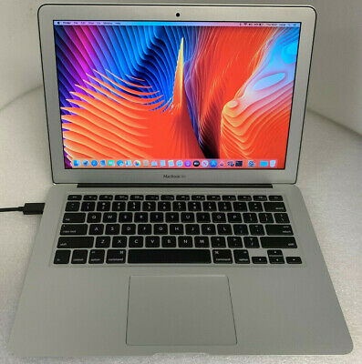 Apple MacBook Air 13 Intel Core i5 1.8GHz 4GB RAM 128GB SSD OS X Catalina