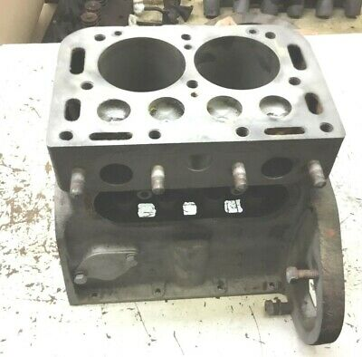 Used John Deere Tractor L Hercules Engine Nxb Engine Block 3 14 Bore Crack Free