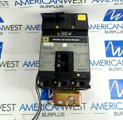 NEW Old Stock Square D QO 15 Amp Single-Pole AFCI Circuit Breaker QO115AFIC