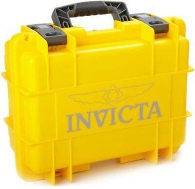 Invicta Rapid Collector 8 Slot Yellow Collector Box Item No. DC8YEL