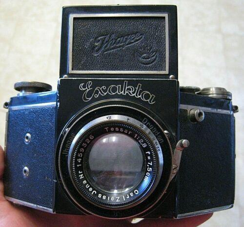 Vintage Exakta Camera