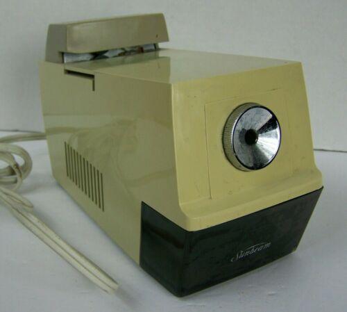 Sunbeam Pencil Sharpener with Electric Letter Opener Model ESB